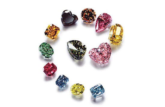 Ngất ngây với vẻ đẹp vĩnh cửu của kim cương