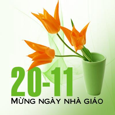 Khuyến mãi nhân ngày nhà giáo Việt Nam