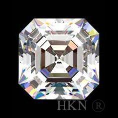 Asscher Cut Diamonds 01