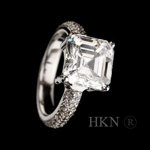 Asscher Cut Diamonds 02