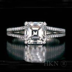 Asscher Cut Diamonds 03