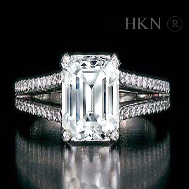 Emerald Cut Diamonds 03