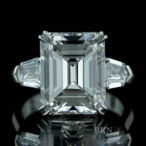 Emerald Cut Diamonds 02