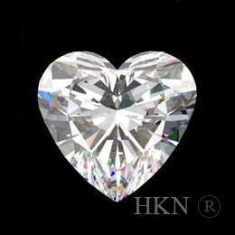 Heart Cut Diamond 01