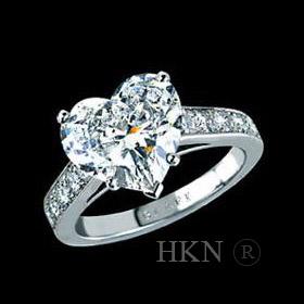 Heart Cut Diamond 03