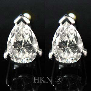 Pear Cut Diamonds 03