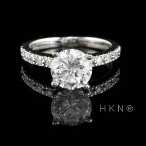 Round Cut Diamond 03