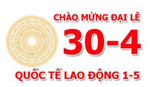Chào mừng lễ 30/4 và 1/5 thương hiệu HKN®